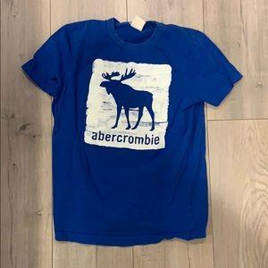 Abercrombie kids boys t-shirt
